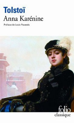 Anna Karénine - Léon TOLSTOÏ dans Classique 9jor2h