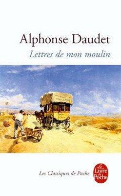 Lettres de mon moulin - Alphonse DAUDET dans Classique 9782253005254-g1