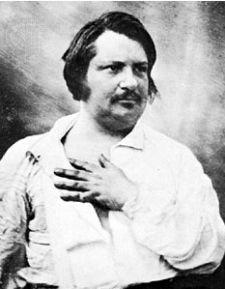 Honoré de Balzac. 1799 - 1850